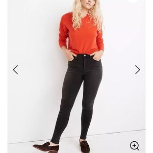 Madewell Curvy High-Rise Skinny Jeans MB379